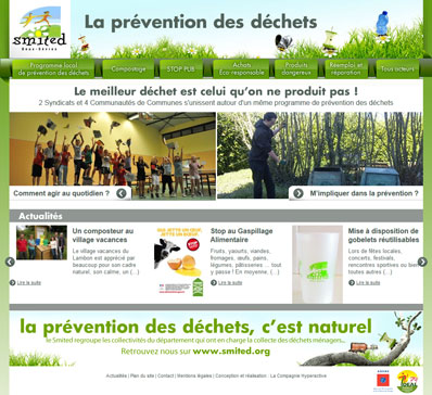 action prevention dechets